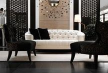 Black / Black decor from bombaycompany.com / by Bombay Company