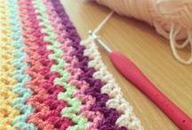 Crochet Stitches, Patterns and Tutorials