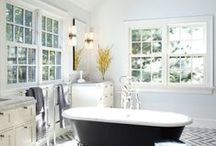 At Home | Bath / by Laura Marie Meyers