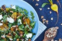 lovely food - salads & soups