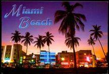 MIAMI MON! / Miami Beach, SouthEast Florida! Places I want to stay & see~ / by SpiritedMortal LLC