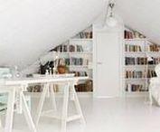 Attic loft Space