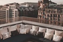 Rooftops & Terraces / Outdoors Living & Decoration