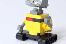 Lego Cool Builds