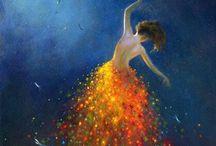 LOVE Magical ❤️ / Unexpected change and power.  WWW.ESPIRITOBIRD.COM / by Espirito Bird