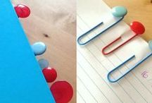 B is for Button Crafts / Craft tutorials and ideas made with buttons