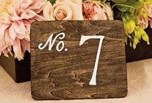 style - table numbers