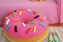 Crochet Cushions, Rugs & Decor