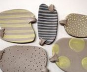 Hand Built Clay Projects