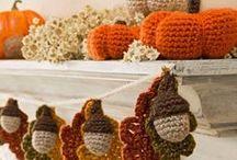 Fall Crochet Projects