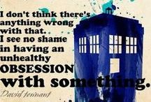 The Doctor  / All things Doctor Who... / by Marsha ƸӜƷ