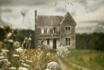 Abandoned/Ruins / by Marsha ƸӜƷ