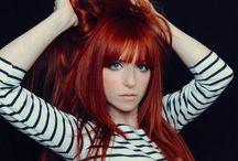 Hair styles / by Ashley Caballero