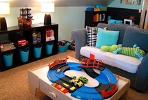 Kid's room ideas / by Jessica Crane