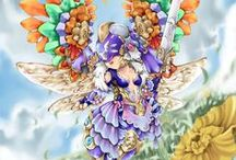 DeviantArt / all pinned from deviantart; a tribute from all time awesome deviant artist.