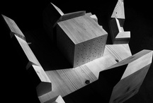 my architectural works / model photos, plans, visualizations, architectural diploma project