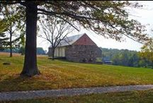Barns & Outbuildings / Historic barns, spring houses, outhouses, smoke houses, etc.