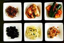 korean food / korean food