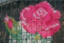 CROSS STITCH Inspiration / Cross Stitch Inspiration .. less ordinary stitching by Jacqui and other inspirational crafters