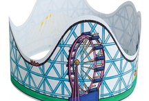 VBS Inspiration - Roller Coaster / This is the ticket for kids to have a blast at your 2013 Roller Coaster VBS...kids will learn to face their fears and dare to trust God with high quality VBS crafts from Guildcraft. Have confidence in your source for unique craft concepts and outstanding customer service. Your source for quality and unique craft kits for your 2013 VBS programs! #VBS #VBS2013 #VBS13  https://www.guildcraftinc.com/VBS-2013-Rolller-Coaster.aspx / by Guildcraft Arts & Crafts