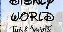 Disney World Tips / Disney World Tips And Tricks to make your trip to Disney World awesome!  disney world tips and tricks, disney world tips, disney world tips and tricks budget, disney world tips and tricks for adults, disney world tips and tricks secrets disney world tips & tricks