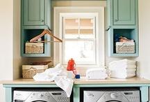 laundry room / by Grace Frye