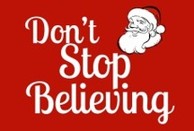 Don't Stop Believing / by Nana Louise