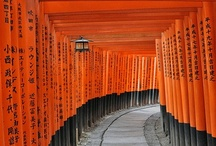 japanese shrines and temples / japanese shrines, temples