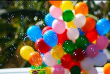 Balloons and Bubbles / by Renee Martin