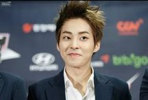 EXO / EXO-K, EXO-M, and mostly Xiumin :)