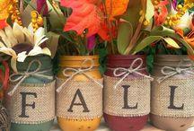 Back to Fall / by Peggy Radka Medina
