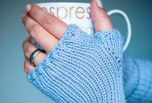 Knitting!! / by Ashley Caballero