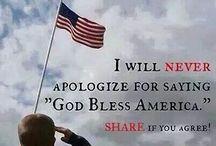 America the beautiful!!!! / by Peggy Radka Medina
