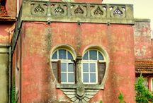 Windows and Doors / by Peggy Radka Medina