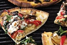 pizza's..breads..etc.... / by Peggy Radka Medina