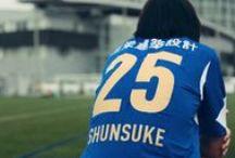 Nakamura Shunsuke / Nakamura Shunsuke