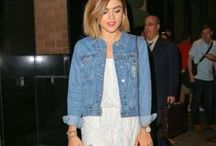 Best Dressed / See how some of our favorite celebrities style their own denim!