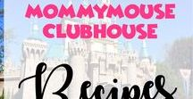 Clubhouse Recipes / The Best Delicious and Yummy Recipes created by The Mommy Mouse Clubhouse. Easy recipes for breakfast, lunch, dinner, dessert and everything in between!
