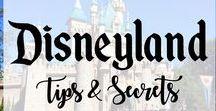Disneyland Tips / Disneyland Tips, Disneyland Secrets, Disneyland Food, Disneyland on a budget, Disneyland California, Disneyland hacks