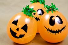 Halloween / Family friendly Halloween food, crafts, decorations, activities, ideas and inspiration! / by Kate Hadfield