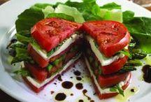 Healthy Food Ideas / by Amanda Van Sandt