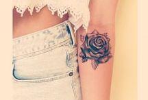 Tattoo Inspiration / by Amanda Van Sandt