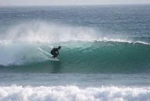 Surfing Sardinia / Mediterranean Surfing Jewels