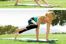 Workin on my Fitness / by Amanda Van Sandt