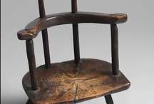 Welsh primitive chairs / by Havard & Havard