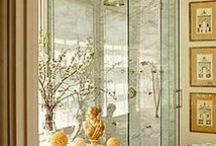 Dream master bathroom / closet ideas