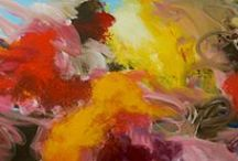 My-Abstract Paintings / A collection of Allan's Abstract paintings  / by Allan P Friedlander