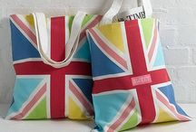 Cool Britannia ♥ / Makes things to make or buy inspired by all things British! / by Kate Hadfield