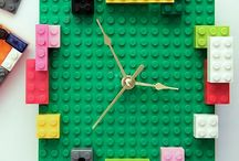 LEGO Love ♥ / LEGO models, projects, learning activities and fun things to make for the home - everything LEGO!