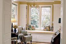 Window Seats & Reading Nooks
